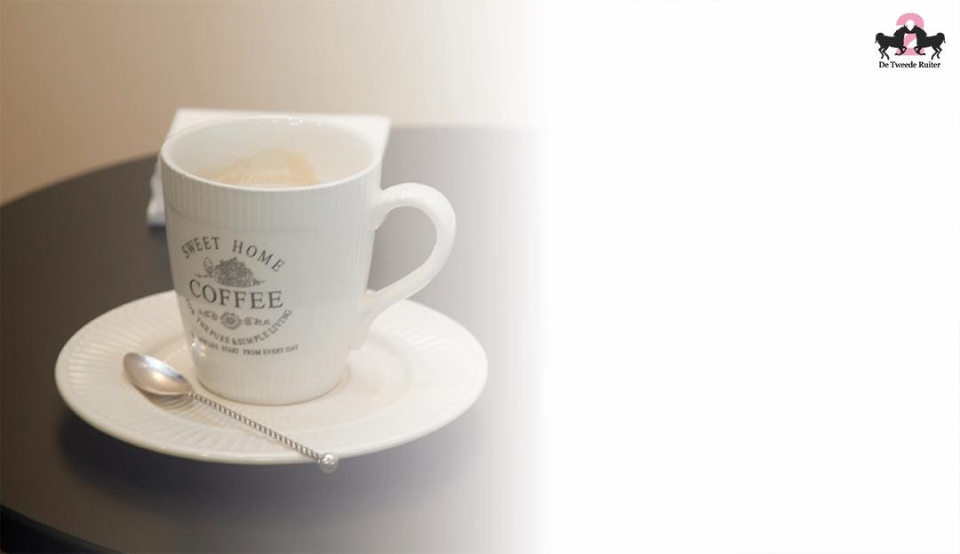 Kennismaken is, net als onze koffie, altijd gratis!
